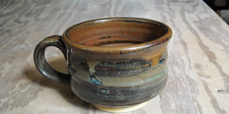 Acorn Pottery: can this glaze