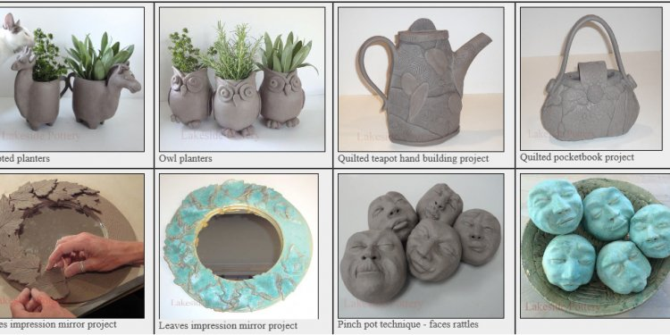 Advanced Pottery - Instructor