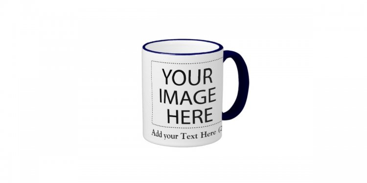 Coffee Mugs Custom Logo De De