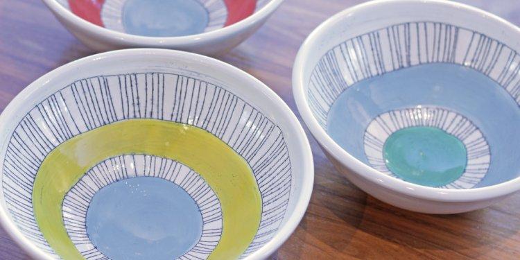 Modern, handmade ceramics