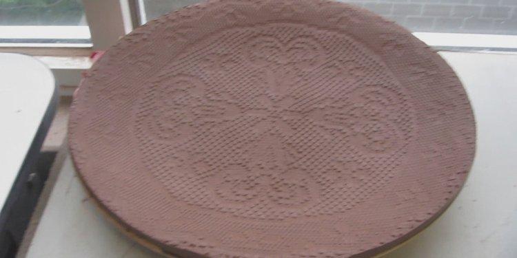 Slab Construction Pottery