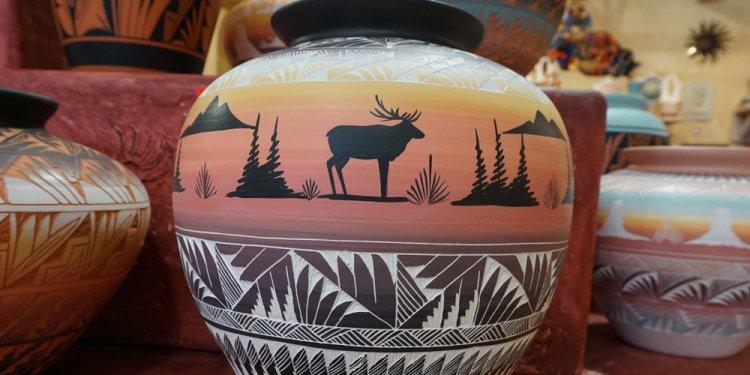 Ute Mountain Indian Trading