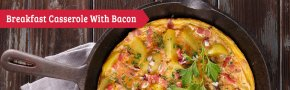 03 breakfast casserole Our 10 Favorite Things to Make With Bacon