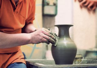 How to Make a Clay Vase