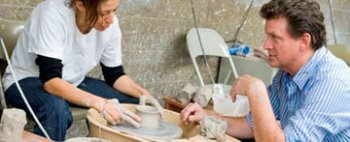 Pottery Classes at VMFA Studio School