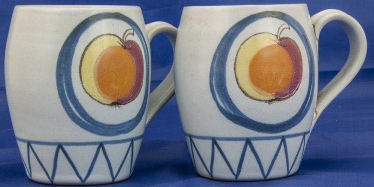 Pottery Cups and Mugs